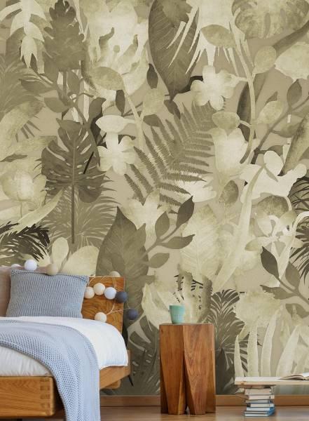 Tropic treasures - wallpaper