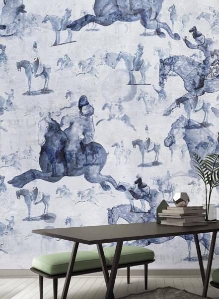 Cavalli cinesi - wallpaper