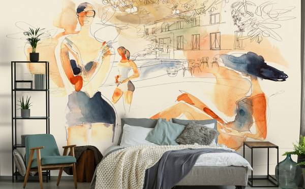 Women - wallpaper