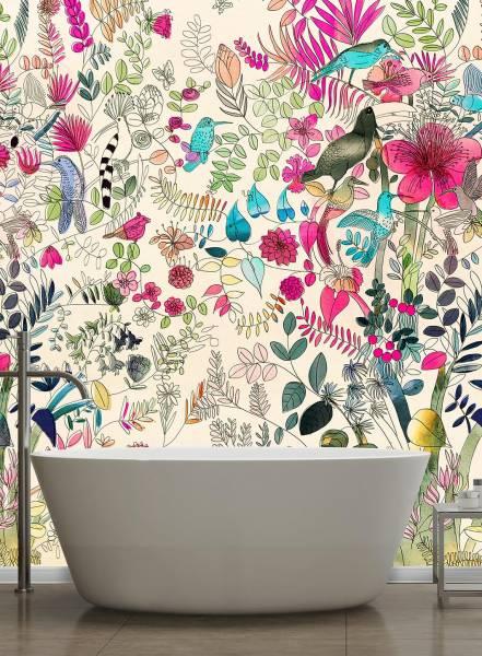 Flowers & nature - wallpaper