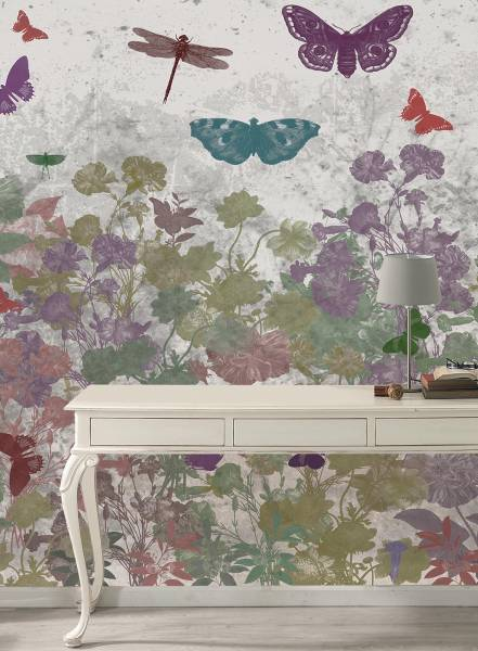 The severed garden - wallpaper