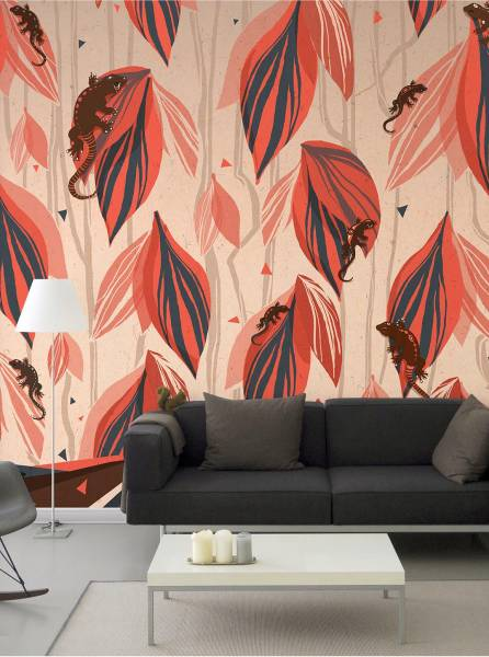 La tribù del geco - wallpaper