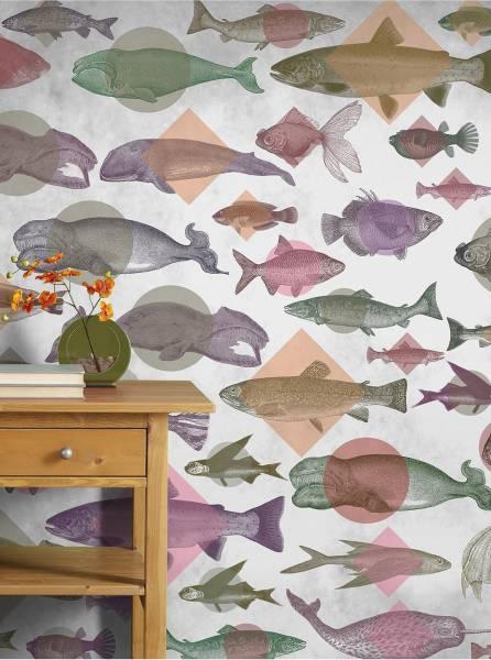 Aquarium - wallpaper