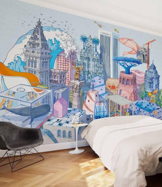 Città invisibili - wallpaper