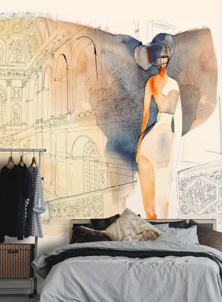 Interior 05 - wallpaper