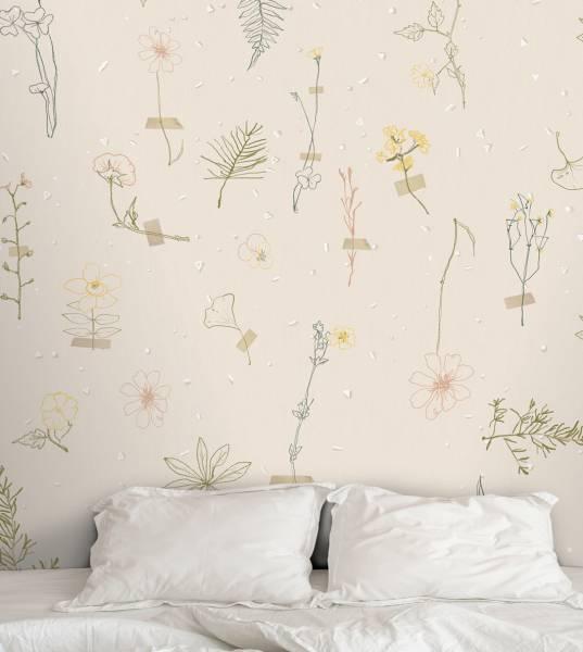 L'erbario di Elena- wallpaper