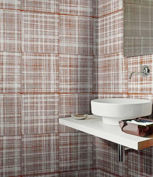 Rhombus stripe- wallpaper
