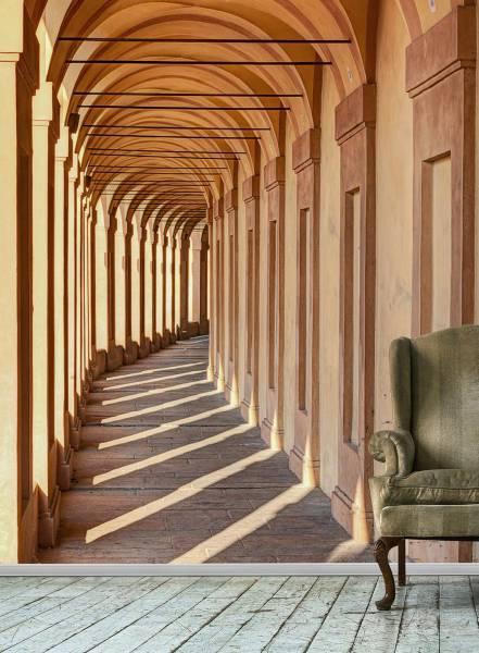 Portico - wallpaper
