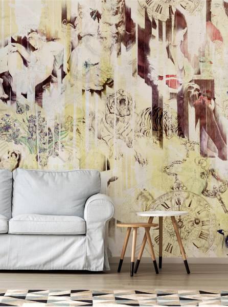 AR-tape - wallpaper