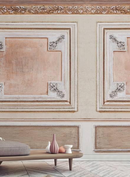 Boiserie rigorosa - wallpaper