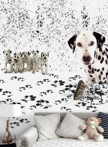 Dalmata pasticcione - wallpaper