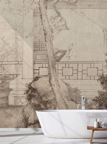 Garden - wallpaper