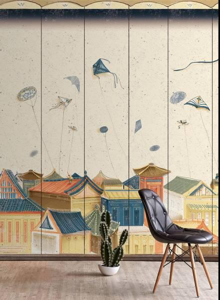Il paese del buon augurio - wallpaper