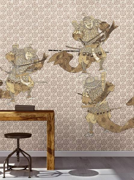 Samurai - wallpaper
