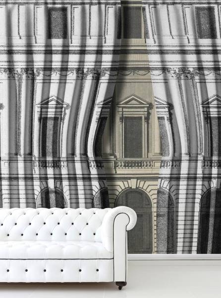 Velvet building - wallpaper
