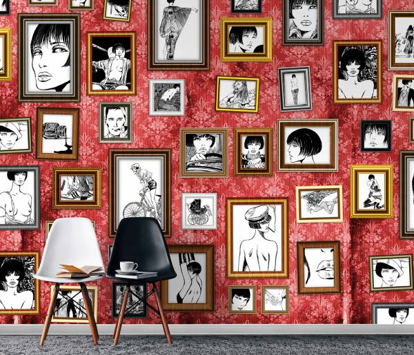 Ritratti di Valentina - wallpaper