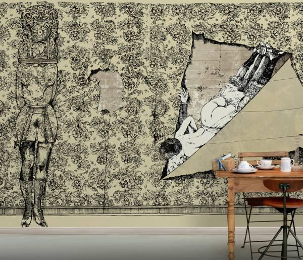 Strappi - wallpaper
