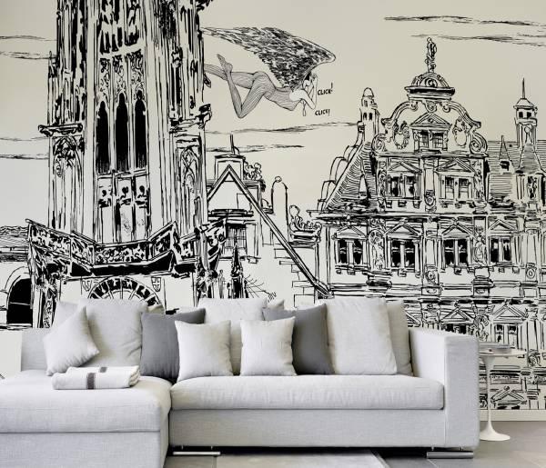 Valentina nella città - wallpaper