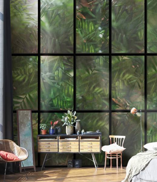The world outside- wallpaper