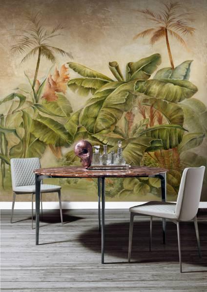 Bananier - wallpaper
