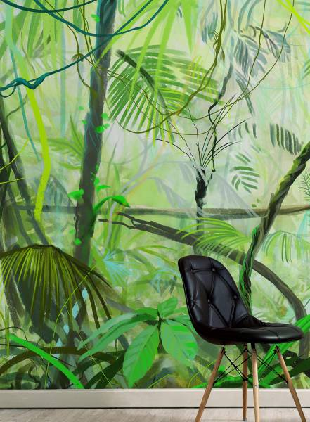 Big jungle - wallpaper