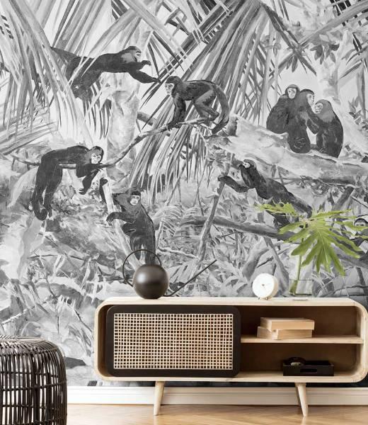 wallpaper - Brass Monkey