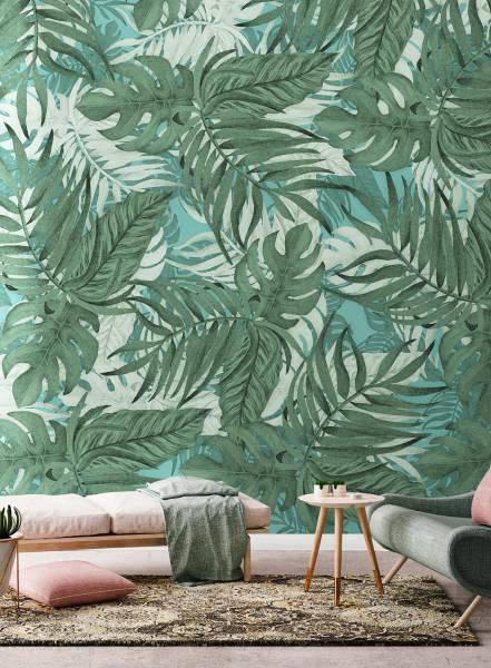 Palmania - wallpaper