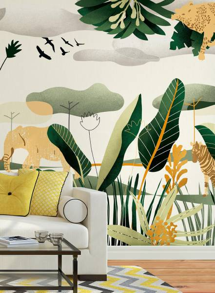 Quietness - wallpaper
