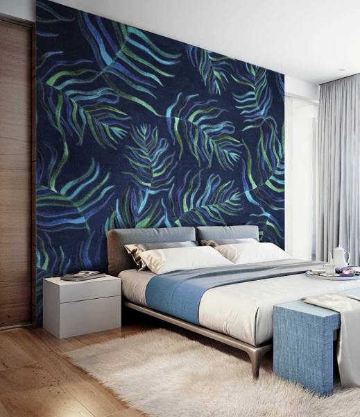 wallpaper - Prismatic palm