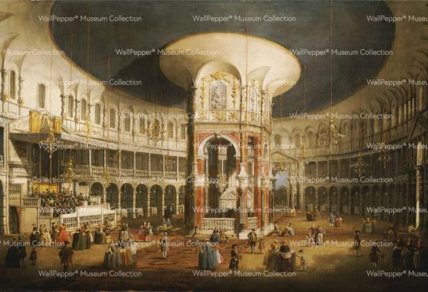 wallpaper - The Interior of the Rotunda