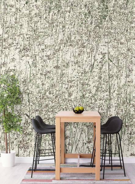 Florette B - wallpaper