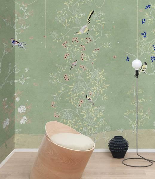 Aromatico groviglio- wallpaper