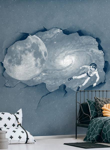 Space oddity - wallpaper