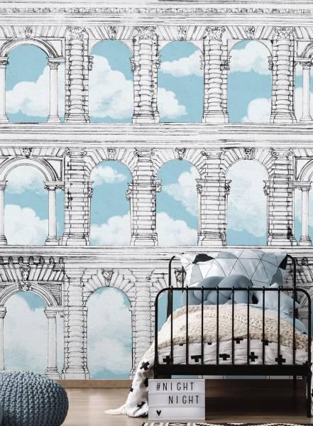 Tra le nuvole - wallpaper