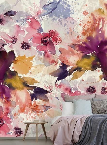 Flower Palette - wallpaper