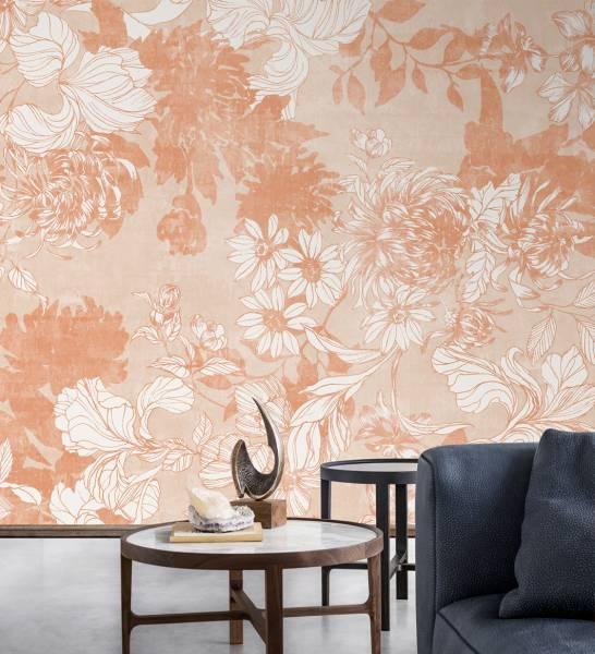 Soft velvet- wallpaper