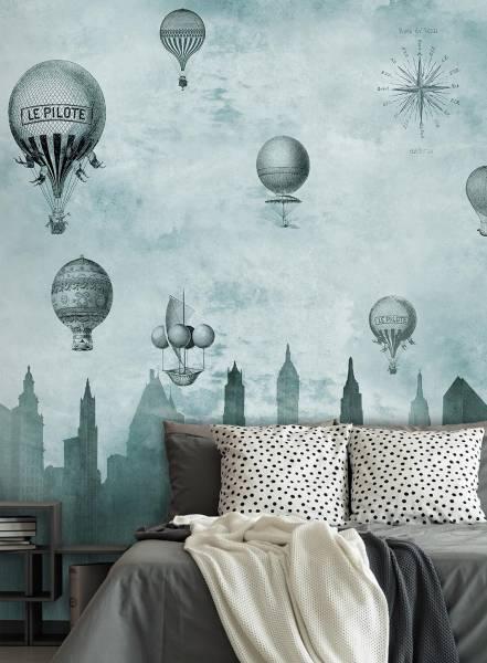 Flying high - wallpaper