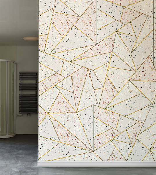 Terrazzo- wallpaper