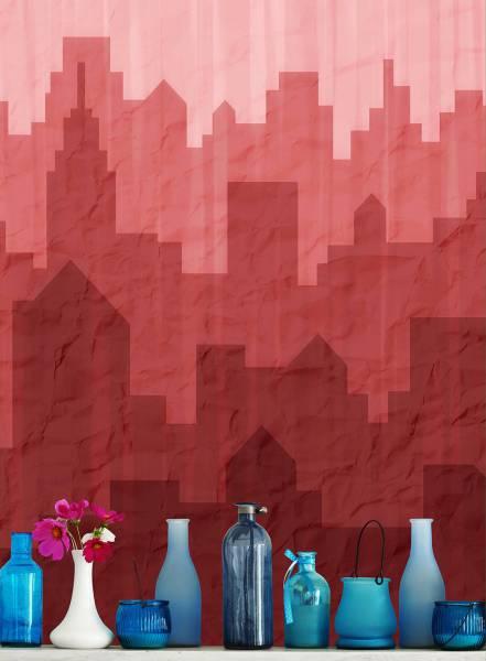 Cite ombree - wallpaper