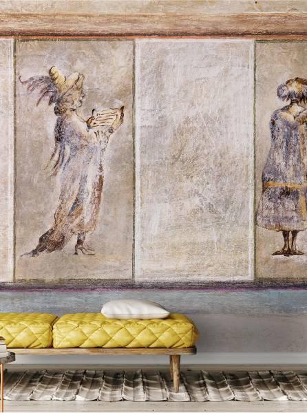 Donne del tiepolo - wallpaper