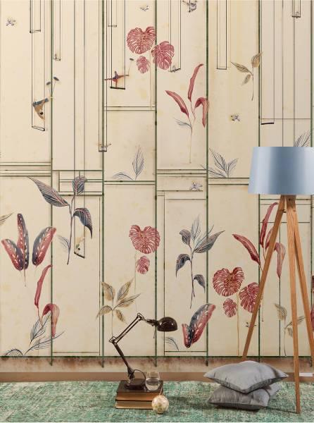 Equilibrismi in soffitta - wallpaper