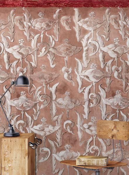 Fiori polverosi - wallpaper
