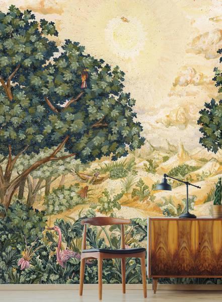 Flemish greenery - wallpaper
