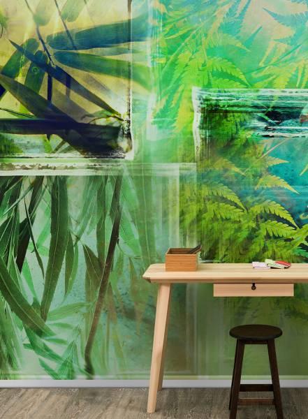 Greenleaves - wallpaper