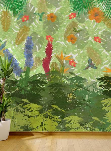Hawaiian pleasures - wallpaper