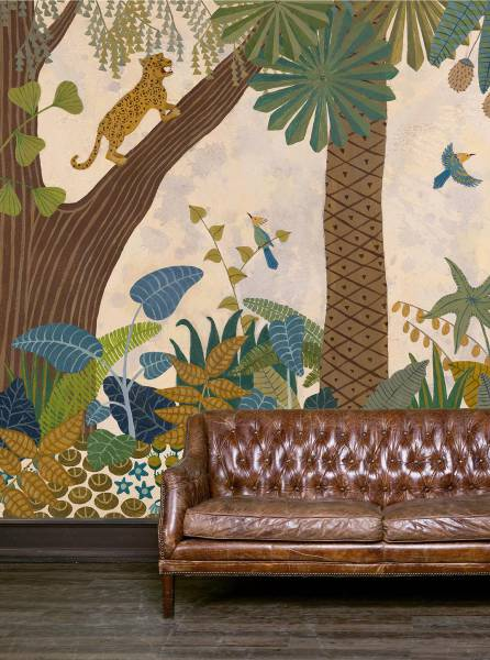 Il viaggio del giaguaro - Wallpaper