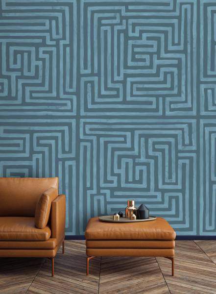 Maze - wallpaper