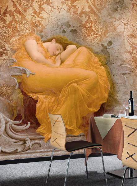 Ninfa dormiente - wallpaper
