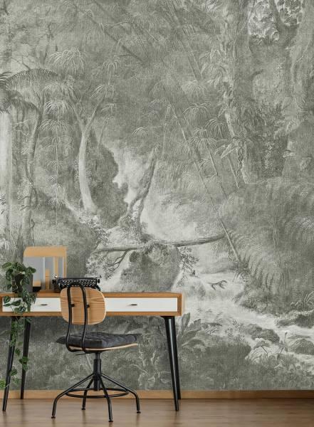 Rain forest - wallpaper