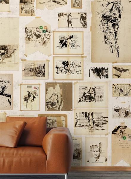 W Gino - wallpaper